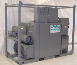 Desiccant Dehumidification
