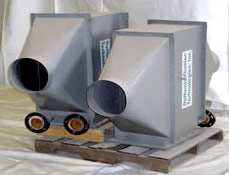 Industrial Coating Curing